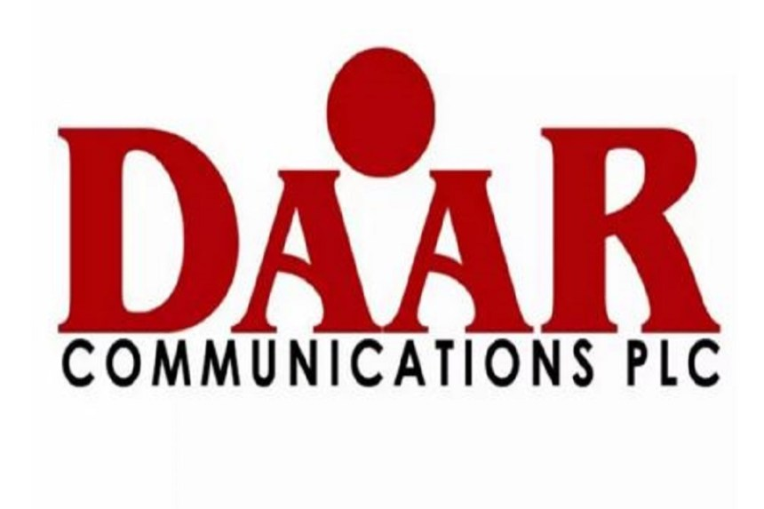 DAAR Communications logo used to illustrate the story.