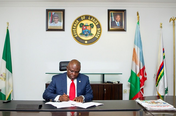 Governor Ambode [Photo: www.bellanaija.com]
