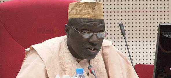National Caretaker Chairman of the opposition Peoples Democratic Party, PDP, Ahmed Makarfi.