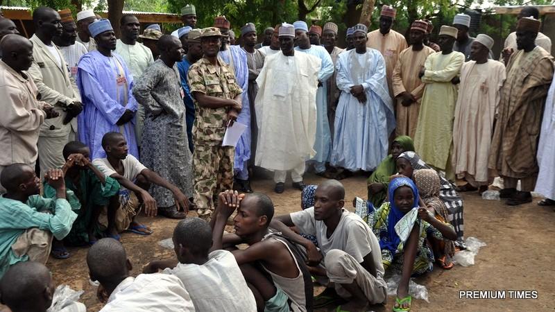 Suspected Boko Haram members 2