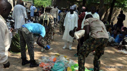 Suspected Boko Haram members 3