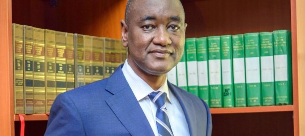 Abubakar Mahmoud Photo: Legal Naija