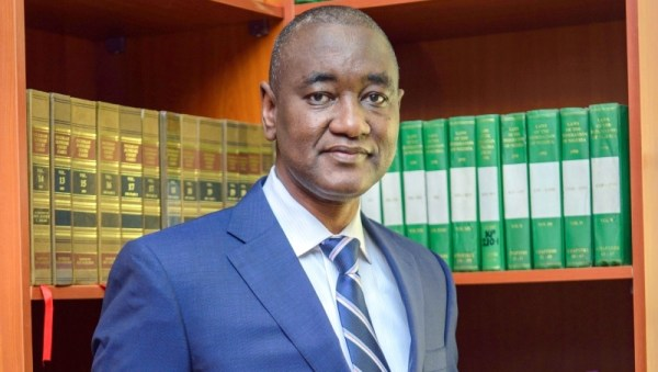 Abubakar Mahmoud (Photo Credit: Legal Naija)