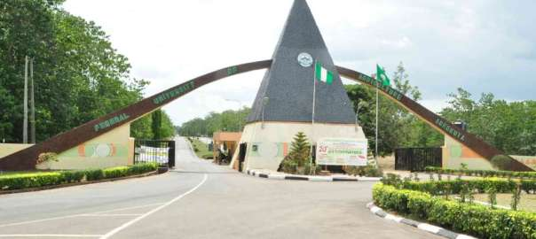 Federal University of Agriculture, Abeokuta (FUNAAB)