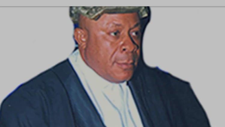 Justice Okon Abang