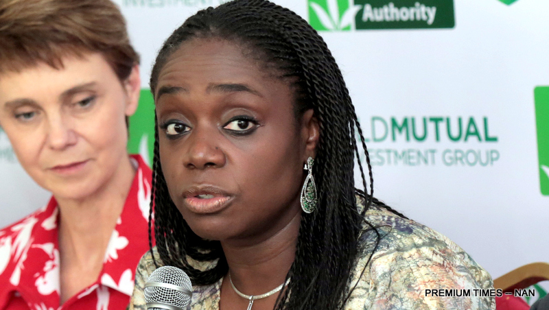 Minister of Finance, Kemi Adeosun