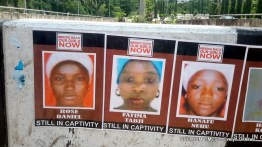 Some pictures of the girls that were kidnapped
