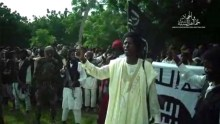 Boko Haram in one of its videos