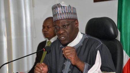 Kwara State governor, Abdulfatah Ahmed