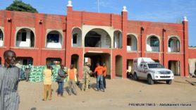 Destroyed Emir of Bama palace