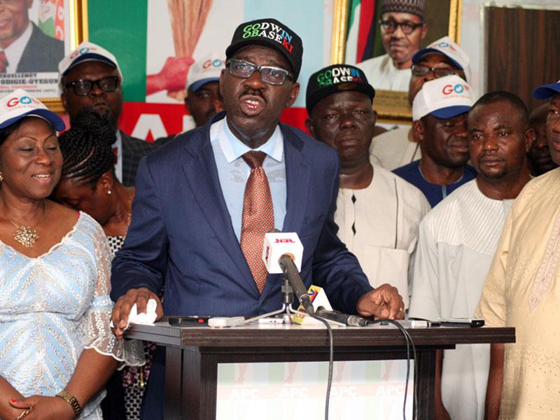 Godwin Obaseki of Edo State