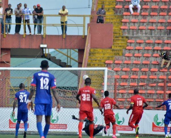 Rivers United Vs Enugu Rangers