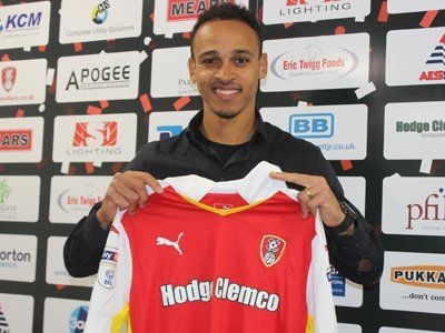 Osaze Odemwingie after signing for his previous club