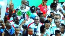 Enugu Rangers winning the 2015/2016 Nigeria Premier League