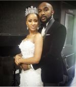 banky-w-and-adesua-etomi-in-the-wedding-party