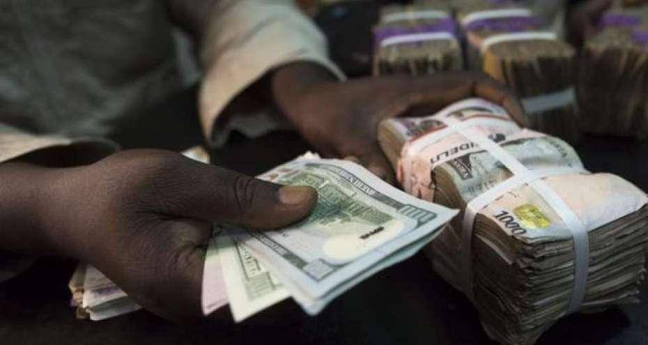 Naira gains against dollar, closes at N358/$ at parallel market