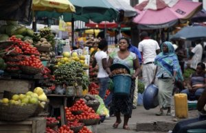 A market used to illustrate the story [Photo Credit: Daily Post]