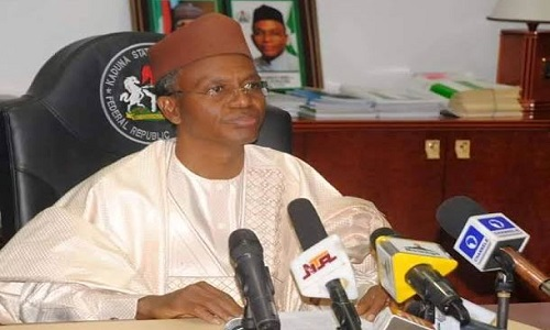 Gov. El Rufai [Photo credit: Information Nigeria]