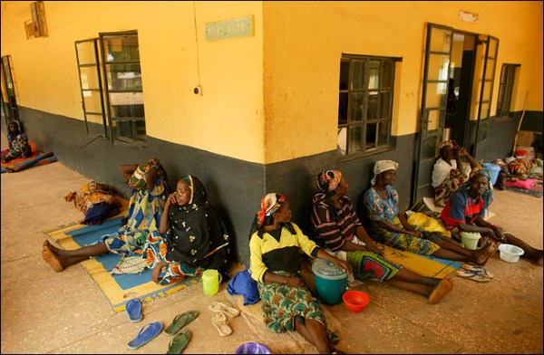 Primary Healthcare Centre [Photo credit: LinkedIn]