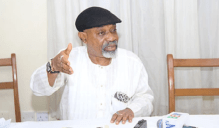 Minister of Labour and Productivity, Chris Ngige