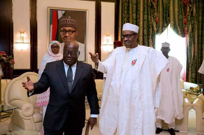 Image result for Nigeria denies diplomatic row with Ghana