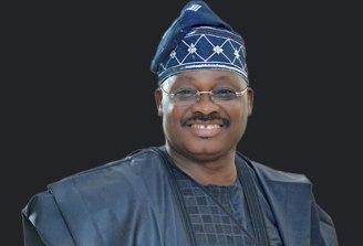 Governor Abiola Ajimobi