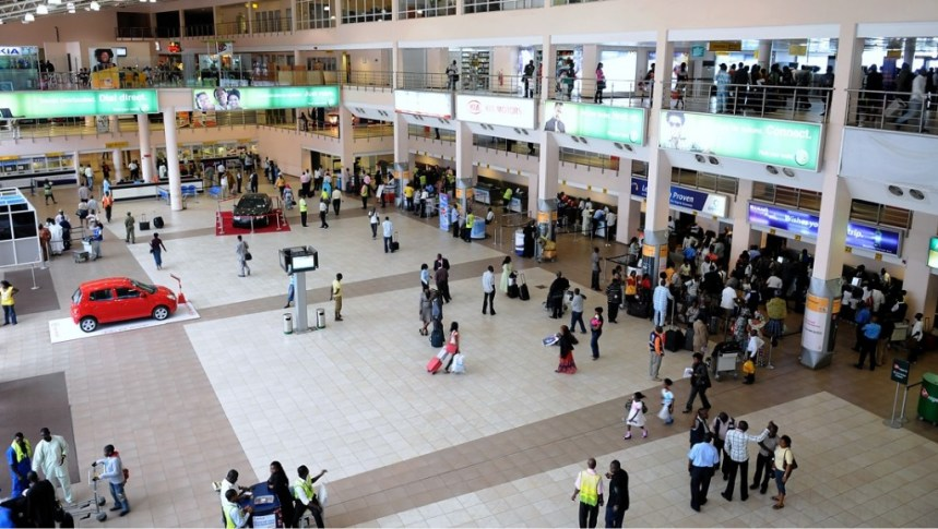 Lagos Airport [Photo credit: Jumia Travel]