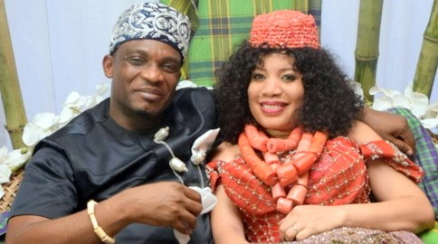 monalisa-chinda-and-tonye-coker-and-their-traditional-wedding-day
