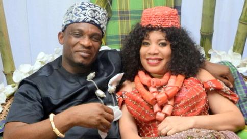 Monalisa Chinda, husband in first post-wedding outing | Premium Times  Nigeria