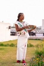Miss Cordelian representing Gombe