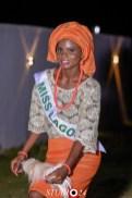 Miss Deborah representing Lagos