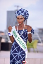 Miss Salima representing Taraba