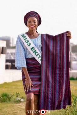 Miss Tobi representing Ekiti