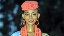 One of the contestants representing Delta, Miss Winfrey