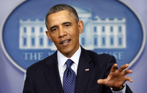 Former U.S Presdient, Barack Obama (Photo credit: The Peak)