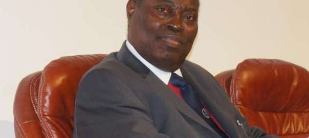 The General Superintendent of the Deeper Christian Life Ministry, William Kumuyi