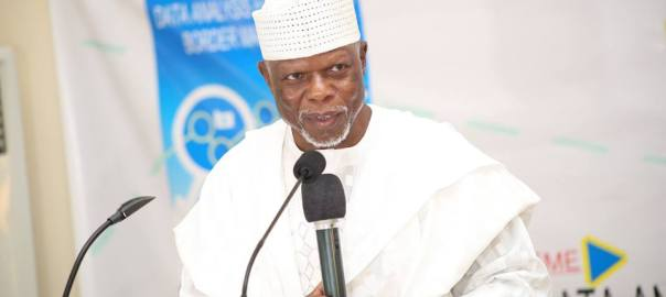 Comptroller-General of Nigeria Customs, Hameed Ali