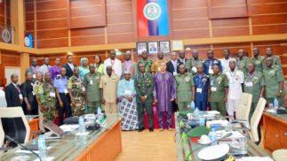 ECOWAS service chiefs 2