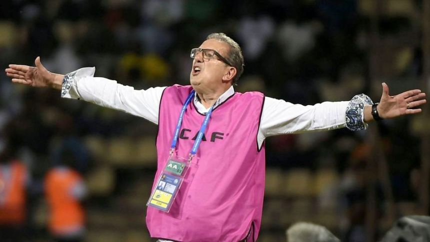 Georges Leekens resigned as Coach of the Algerian Men's Soccer team after failing to reach the Quarter Finals of AFCON 2017