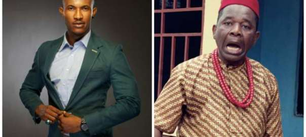 Gideon Okeke and Chiwetalu Agu
