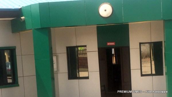 Kuchingoro Primary Health Care Centre, Abuja
