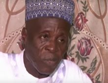 Mohammed Masaba Islamic Preacher with 86 wives [Photo Credit: The News Nigeria]