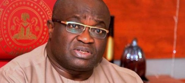 Governor Okezie Ikpeazu (Photo credit: thewillnigeria.com)