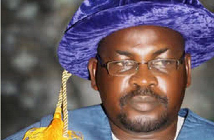 Professor Ibrahim Abubakar NJODI