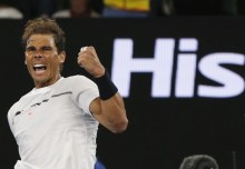 FILE PHOTO: Rafael Nadal Photo credit: International Business Times