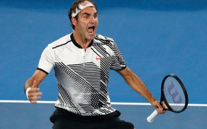 Roger Federer (Photo Credit: The Telegraph)