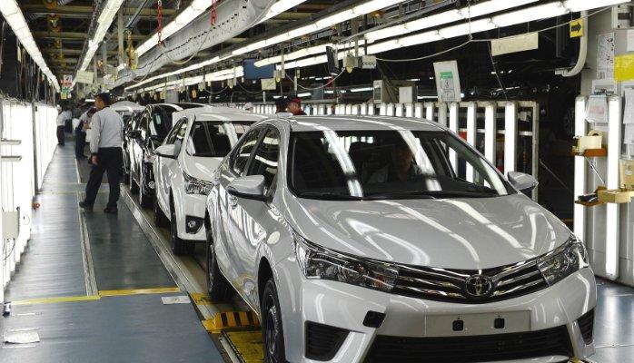 Toyota production line [Photo credit: LinkedIn]