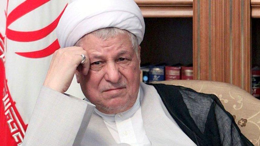 Akbar Hashemi Rafsanjani, Former Iranian President  Photo: Famous People