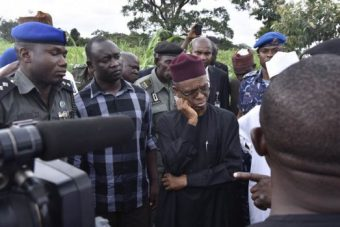 Gov. El Rufai in Southern Kaduna (Photo Credit: AUTHENTIC News Daily)