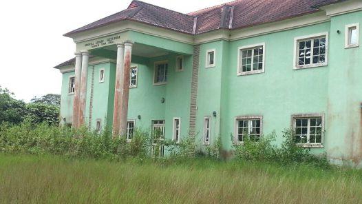 Godswil Akpabio Guest House, Okoroete, Eastern Obolo, Akwa Ibom State